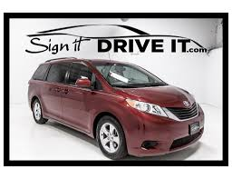 toyota sienna le 8 passenger in texas for sale used cars on
