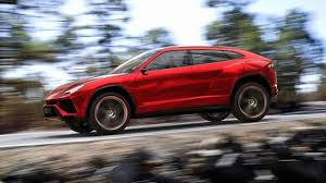 suv lamborghini interior official lamborghini suv to arrive in 2018 top gear