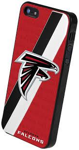 amazon com nfl atlanta falcons 3d team logo iphone 5 case sports