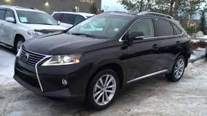 used 2015 lexus suv for sale new 2015 lexus rx 350 awd sportdesign edition black on parchment