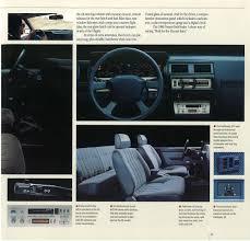 nissan pathfinder xe vs le 1988 nissan pathfinder dealer brochure nicoclub
