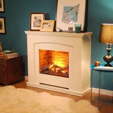 fireplace electromode wall heater fake fireplaces that look