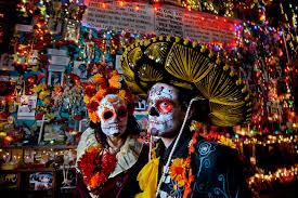 Dia De Los Muertos Halloween Decorations Día De Los Muertos Not Just An American Halloween Her Campus