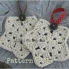 crochet ornament pattern from liloumariposa on