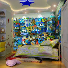 fresque chambre fille idees peinture chambre fille 14 fresque murale dans la chambre