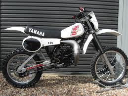1981 yamaha yz 125 h