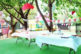 Outdoor Party Decoration Ideas Kids Outdoor Party Decorations Home Design U0026 Architecture