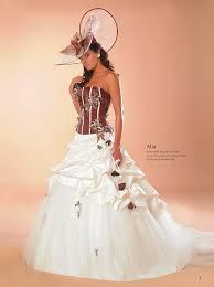 robes de mari e bordeaux robe mariage bordeaux ivoire à acheter morelle