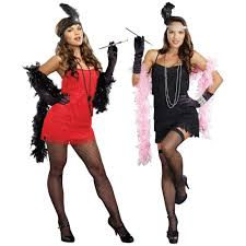 flapper costume roaring 20s theme halloween fancy dress