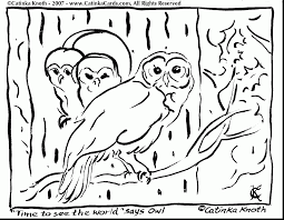 cute owl coloring pages free alphabrainsz net