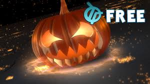 free halloween orange background pumpkin free halloween intro sony vegas video background youtube
