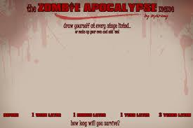Zombie Apocalypse Meme - zombie apocalypse meme by sephiramy on deviantart