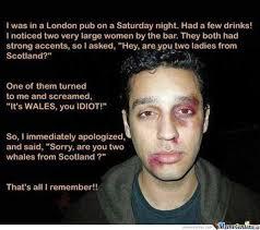poor drunk guy lol by blackmoon meme center