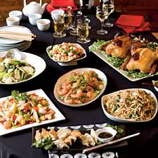 New Years Dinner Ideas Chinese New Year Cooking Light