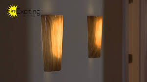 vivid wall sconce collection burlwood u0026 cherry by it u0027s exciting