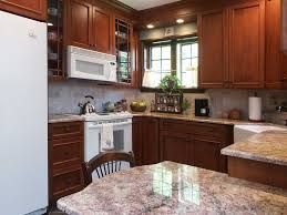 what color cabinets for white appliances cherry kitchen cabinetry bethlehem pa