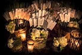 candele scintillanti un matrimonio romantico e country wedding
