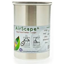 airscape kitchen canister bulletproof airscape kitchen canister 64oz evolution organics