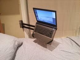 Laptop Desk Arm Custom Made Wall Mounted Laptop Desk Arm Album On Imgur