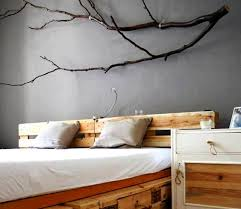 tree branch decor easy ways to decorate walls without frames