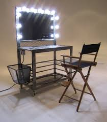 Portable Lighting For Makeup Artists Makeup Artist Stations Premier Makeup Table Lipstick Muse