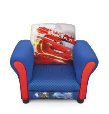 canape enfant cars delta children tc83993ps princesse fauteuil rembourré
