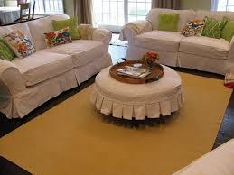 slipcovers for pillow back sofas decorating orange sofa using walmart slipcovers for living room