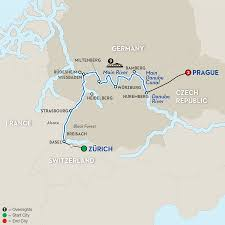 Wurzburg Germany Map by River Cruises On The Rhine River Explore River Cruises Today