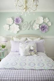 decorations for walls in bedroom 24 wall decor ideas for girls rooms flower wall decor wall
