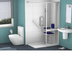 Disabled Half Height Shower Doors Contour Showers Uk Specialists In Disabled Showers Shower