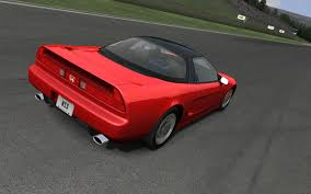 custom honda nsx honda nsx for rfactor u2013 released u2013 virtualr net u2013 sim racing news