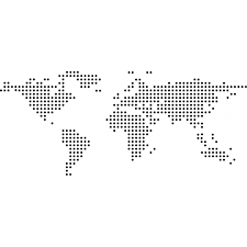 World Map Tattoo World Map Sticker