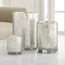 bubbled silver hurricane candle holders this handcrafted bubbled