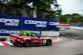 mazda global mazda global mx 5 cup at the honda indy toronto trackworthy