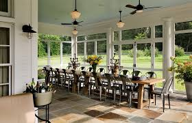 Contemporary Pendant Lighting For Dining Room New York Screened In Porch 2 Farmhouse With Wood Columns