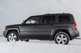 is a jeep patriot a car 2016 jeep patriot overview cars com
