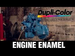 dupli color aerosol paint engine enamel aluminium 340g