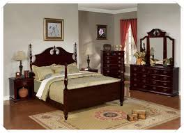 Cherry Wood Bedroom Furniture Home Designs Furniture Services