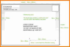 Resume Paper And Envelopes Mail Letter Format General Resume Format Of A Letter Envelope