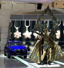 lexus di jakarta lexus padukan mobil masa depan dan budaya indonesia otokreditmobil
