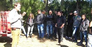 chambre agriculture haute corse plan ecophyto une journée de démonstration au lycée agricole de borgo