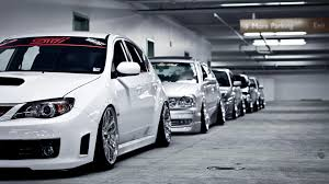 subaru cars white garages white cars subaru impreza wrx sti wallpaper 67313