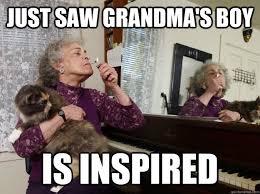 Grandma Meme - stoner grandma memes quickmeme