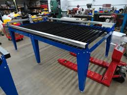 cnc router table 4x8 build a 4x8 cnc plasma table for under 5k pirate4x4 com 4x4 and
