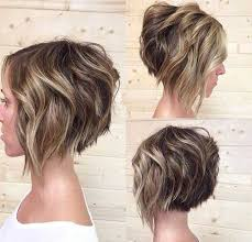 stacked bob haircut pictures curly hair stacked bob haircut for wavy hair hair