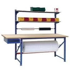 packing table with shelves packing tables in tiruppur tamil nadu packaging tables