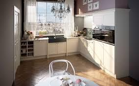 küche und co bielefeld weiße küche im landhausstil l form küche co