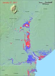 Mozambique Map 2017 Flood Mozambique 4439