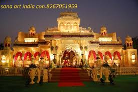 wedding setup wedding fiber setup manufacturer in delhi india by delhi tent