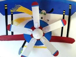 Airplane Ceiling Fan With Light Ceiling Fan Airplane Airplane Ceiling Fan Airplane Propeller